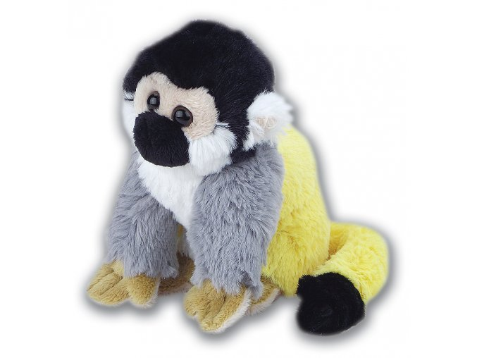 Plüss majom 12 cm - plüss játékok