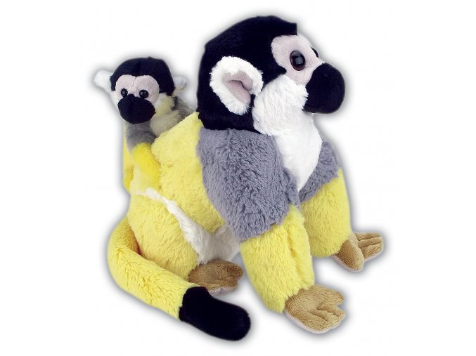 Plüss majom 25 cm - plüss játékok