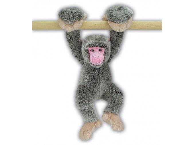 Plüss majom 33 cm - plüss játékok
