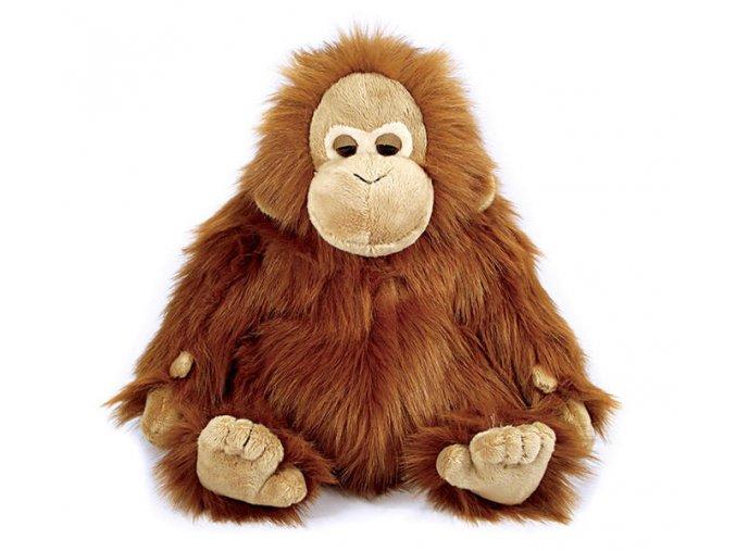 Plüss orángután 30 cm - plüss játékok
