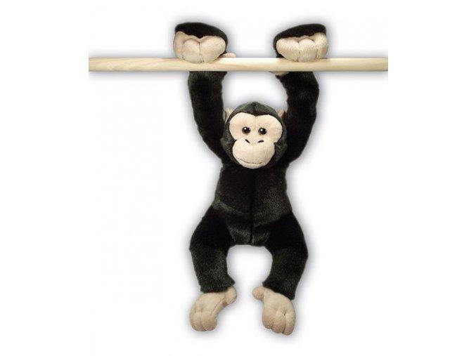 Plüss majom csimpánz 33 cm - plüss játékok