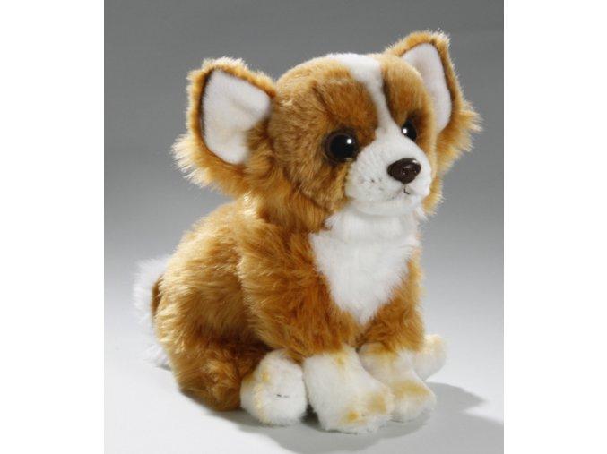 Plüss kutya - CHIHUAHUA 25 cm