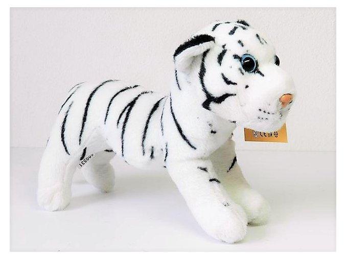 Plüss tigris 21 cm - plüss játékok