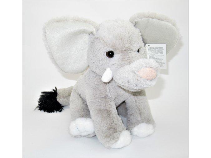 Plüss elefánt 30 cm - plüss játékok
