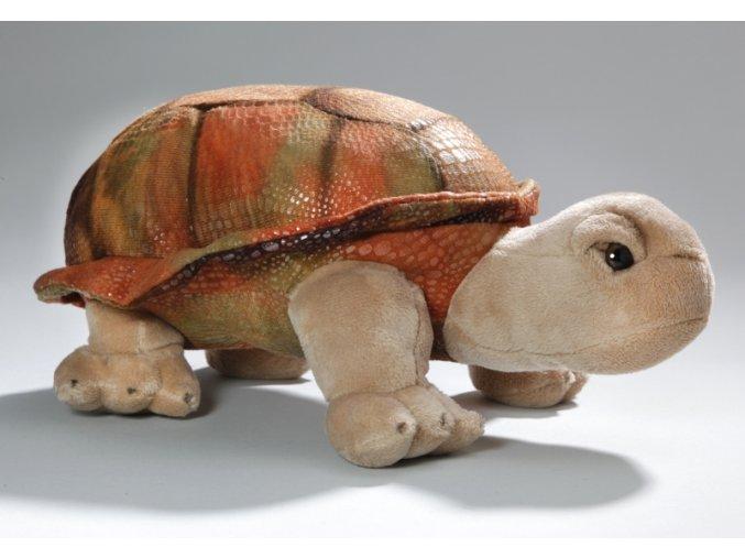 Plüss teknős 30 cm - plüss játékok