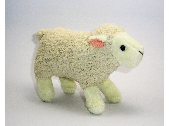 Plüss bárány 18 cm - plüss játékok