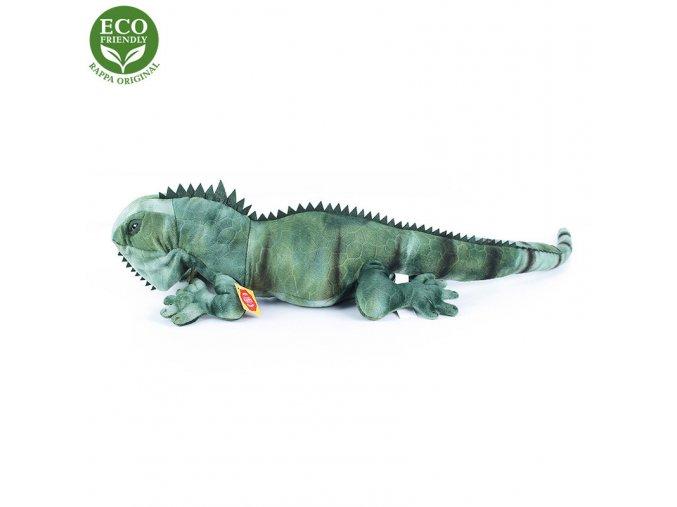 Plüss leguan 70 cm - plüss játékok