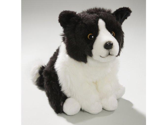 Plüss kutya 22 cm - plüss játékok