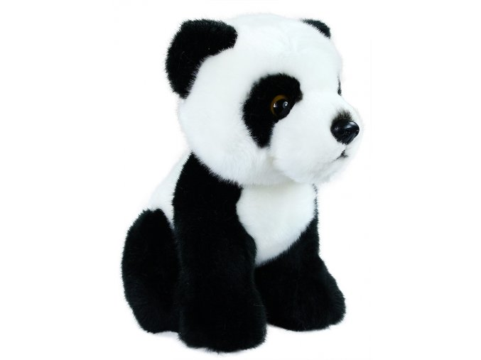 Plüss panda 18 cm - plüss játékok