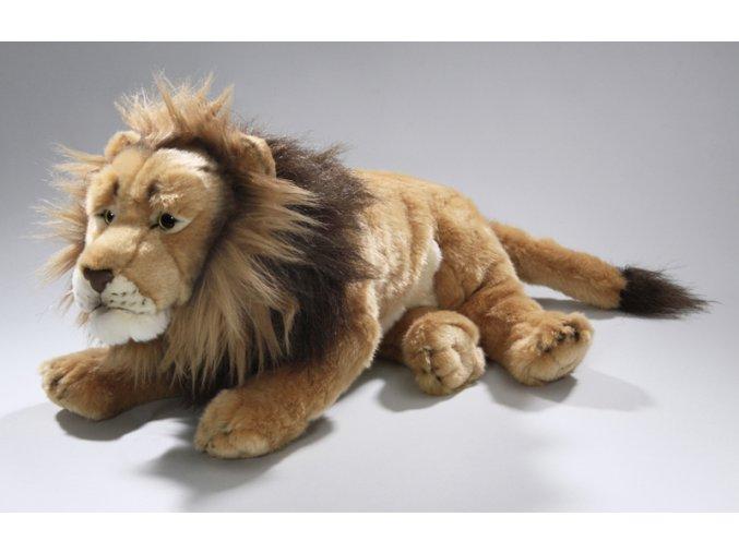 Plüss oroszlán 45 cm - plüss játékok