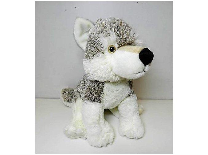 Plüss farkas 30 cm - plüss játékok