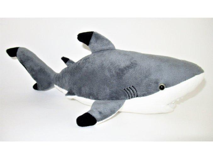 Plüss cápa 40 cm - plüss játékok