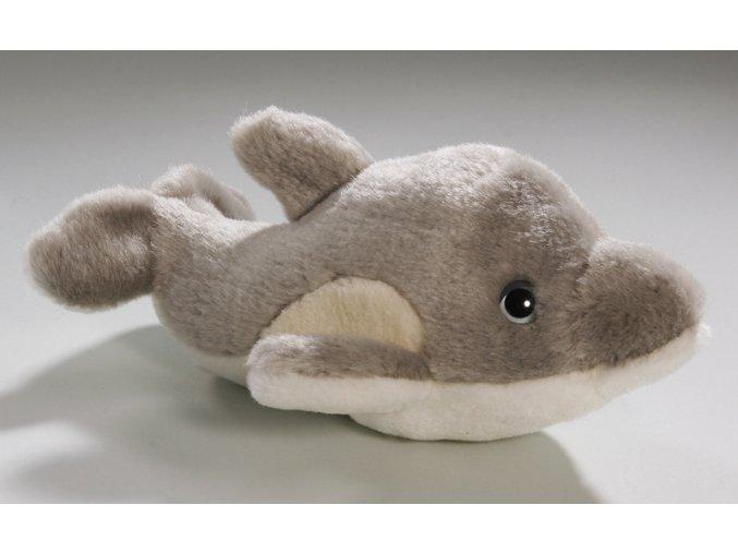 Plüss delfin 22 cm - plüss játékok