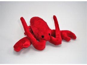 Plüss homár 22 cm - plüss játékok