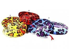 Plüss kígyó 182 cm - plüss játékok