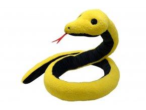 Plüss kígyó 270 cm - plüss játékok