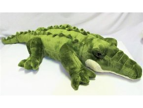 Plüss krokodil 130 cm - plüss játékok