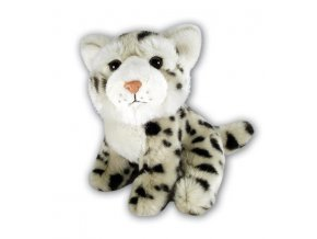 F525CE27 5047 45AC 8339 BDA832F76792 leopard snezny sedici plys 17cm arl114
