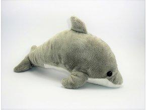 Plüss delfin 35 cm - plüss játékok