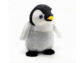 Plüss pingvin 15 cm - plüss játékok