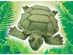 Plüss teknős 50 cm - plüss játékok