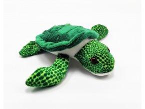 Plüss teknős 20 cm - plüss játékok