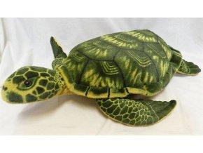 Plüss teknős 80 cm - plüss játékok