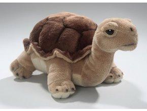 Plüss teknős 26 cm - plüss játékok