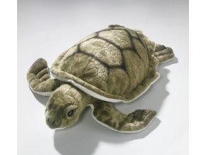 Plüss teknős 35 cm - plüss játékok