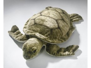 Plüss teknős 45 cm - plüss játékok