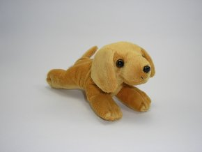 Plüss kutya 16 cm - plüss játékok