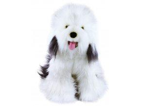 Plüss kutya 30 cm - plüss játékok