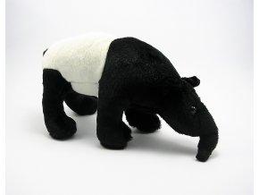 Plüss tapír 27 cm - plüss játékok