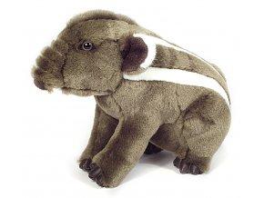 Plüss tapír 22 cm - plüss játékok