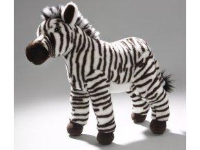Plüss zebra 32 cm - plüss játékok