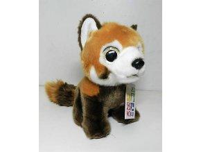 Plüss vörös panda 20 cm - plüss játékok