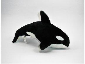 Plüss bálna 22 cm - plüss játékok