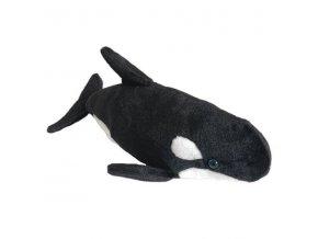 Plüss bálna 32 cm - plüss játékok