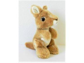 Plüss kenguru 20 cm - plüss játékok
