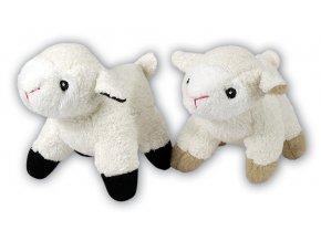 Plüss bárány 10 cm - plüss játékok