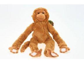 Plüss majom 68 cm - plüss játékok