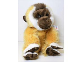 Plüss majom 28 cm - plüss játékok