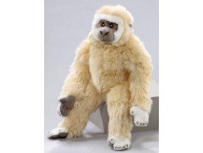 Plüss majom gibbon 37 cm - plüss játékok