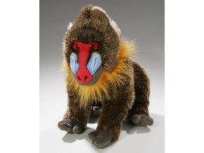 Plüss majom 30 cm - plüss játékok