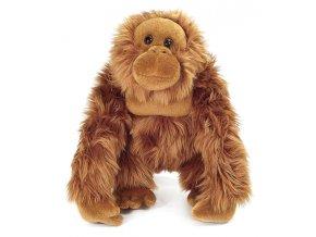 Plüss majom orángután 32 cm - plüss játékok