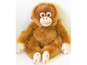 Plüss orángután 38 cm - plüss játékok