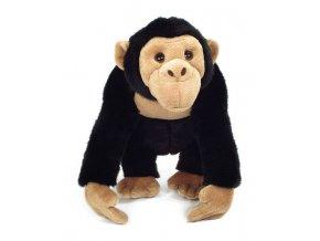 Plüss majom csimpánz 32 cm - plüss játékok