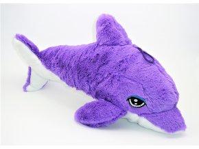 Plüss delfin 40 cm - plüss játékok