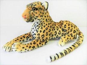 Plüss leopárd 45 cm - plüss játékok