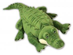 Plüss krokodil 85 cm - plüss játékok